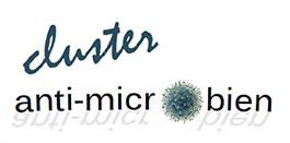 Logo Cluster anti-microbien